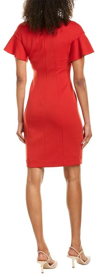 Thumbnail for your product : Elie Tahari Geraldine Sheath Dress