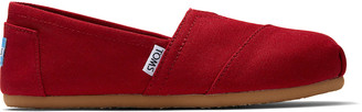 Toms Red Alpargata