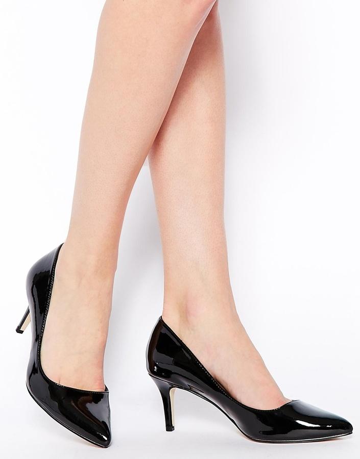 Asos SWISS POINTED Heels