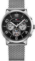 Tommy Hilfiger Men's Sophisticated Sport Stainless Steel Mesh Bracelet Watch 44mm 1791292
