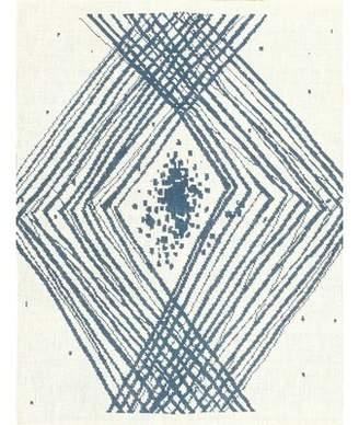 Scandinavian Nazmiyal Collection Hand-Knotted Wool Teal Area Rug Nazmiyal Collection