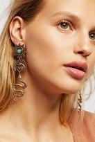 Free People Suki Charm Drop Dangle Earrings