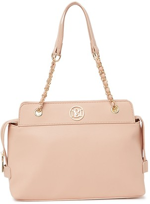 Badgley Mischka Chain Strap Tote Bag