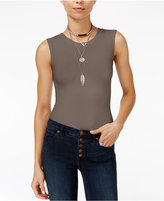 Free People Cropped Muscle Tank Top