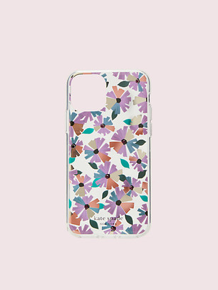 Kate Spade Jeweled Clear Floral Iphone 11 Pro Case