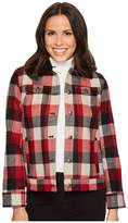 Pendleton Timber Plaid Wool Jacket