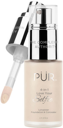 Pur 4-in-1 Love Your Selfie Longwear Foundation and Concealer 30ml (Various Shades) - LP4