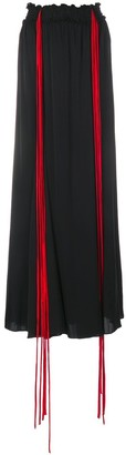 Ellery Milo long skirt