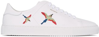 Axel Arigato embroidered Birds Clean 90 sneakers