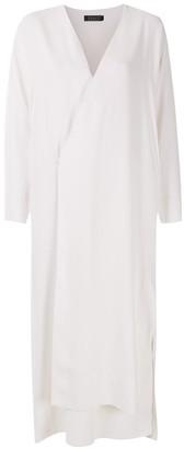Haight Long Sleeved Midi Dress