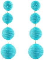 Rebecca de Ravenel Les Bonbons Light Blue Earrings