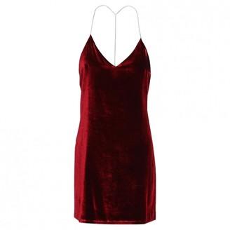 Amiri Red Dress for Women
