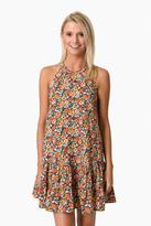 Rebecca Taylor Sleeveless Moonlight Tank Dress