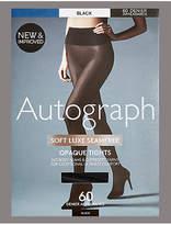 Autograph 60 Denier Velvet Touch Soft Luxe Seamfree Opaque Tights