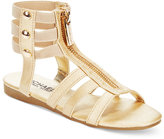 Michael Kors Girls' or Little Girls' Demi Codie Gladiator Sandals