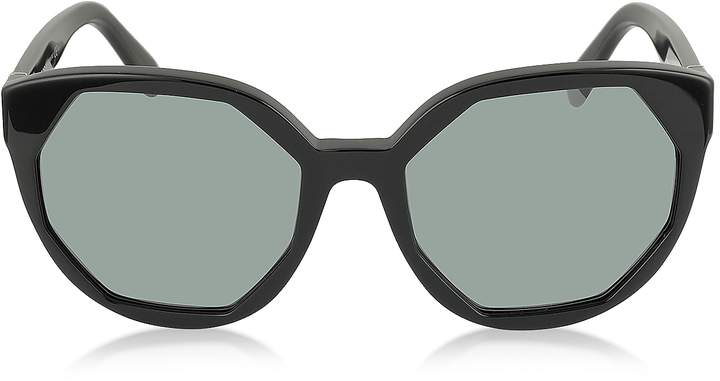 Marc Jacobs MJ 585/S Oversized Round Sunglasses