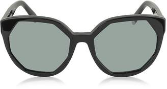 Marc Jacobs MJ 585/S Oversized Round Sunglasses