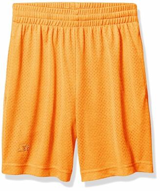 "Starter Big Boys' 7"" Mesh Short with Pockets"