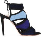 Aquazzura 'Vika' sandals - women - Leather/Suede - 36