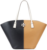 Tory Burch McGraw Colorblock Leather Tote bag