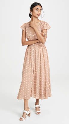 The Jetset Diaries High Hopes Midi Dress