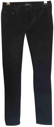 J.Crew Black Cotton Jeans for Women