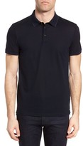 BOSS Men's Penrose Mercerized Cotton Polo