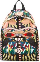 Givenchy 'Crazy Cleopatra' printed backpack - men - Acrylic/Polyamide - One Size