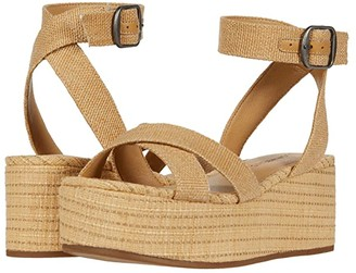 Lucky Brand Bikaro (Natural) Women's Shoes