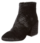 French Connection Dilyla Velvet Bootie