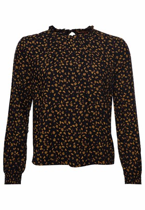 Superdry Women's Richelle Ls Top Tunic Shirt
