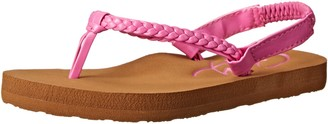 Roxy TW Cabo Slingback Sandal (Infant/Toddler)