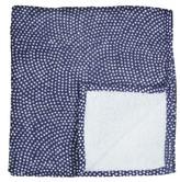 UCHINO Zero Twist Print Washcloth
