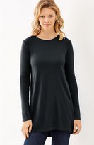J. Jill Perfect Pima Delicate Trim Tunic