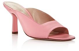Schutz Women's Agape Slide High-Heel Sandals - 100% Exclusive