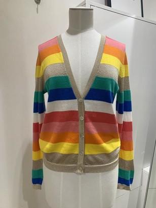 Les Triocots - Gemino Knitted Rainbow Cardigan - S