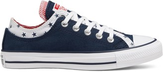 Converse Women's Chuck Taylor All Star Double Upper Low Top Sneakers
