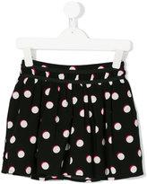 Little Marc Jacobs polka dot skirt