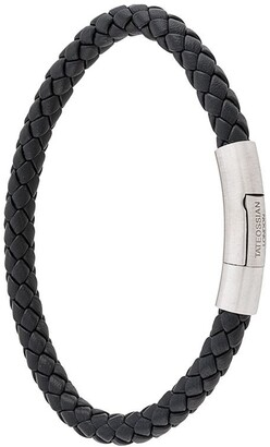 Tateossian Charles braided bracelet