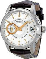 Hamilton Men's H40615555 Timeless Classic Railroad Automatic Watch