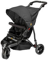 N. Out 'N' About Little Nipper Pushchair, Jet Black