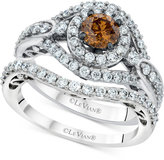 LeVian Le Vian® Bridal Diamond Bridal Set (1-3/4 ct. t.w.) in 14k White Gold
