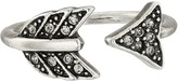 House Of Harlow Arrow Affair Ring Ring