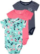 Carter's 3 PACK Body pink