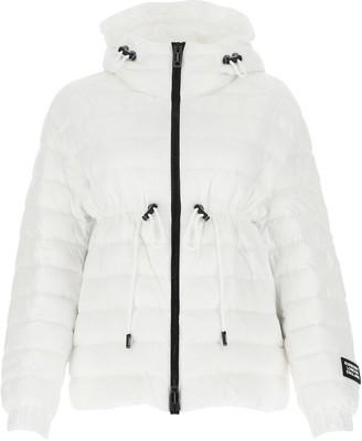 Burberry Lightweight Hooded Puffer Jacket