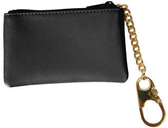 Royce Leather Royce Slim Coin and Key Holder Wallet in Genuine Leather