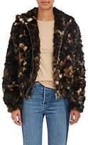 Helmut Lang Women's Acmoda Faux-Fur Bomber Jacket