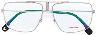 Carrera 1108 silver-tone glasses