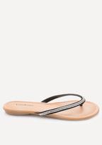 Bebe Stellah Flip Flops