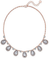Charter Club Crystal Collar Necklace, Only at Macy's